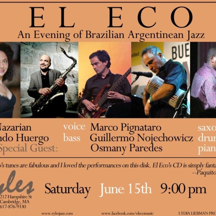 El Eco 6/15/13