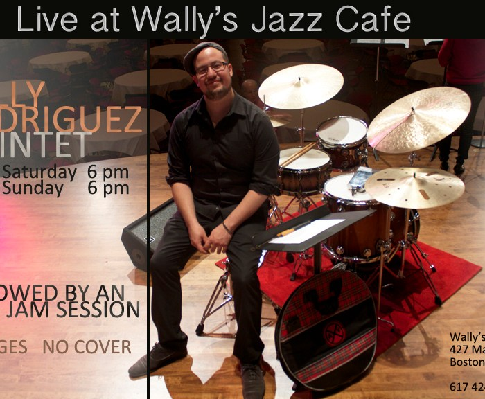 Willy Rodriguez Quintet 6/1/12