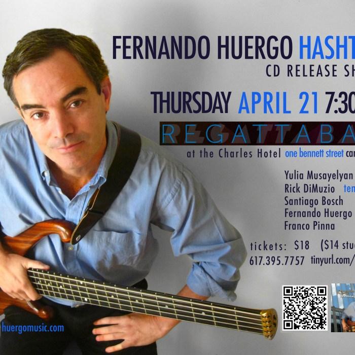 FERNANDO HUERGO, Regattabar, 4/21