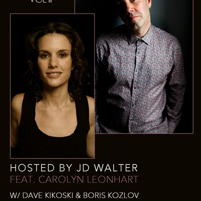 JD Walter, Mezzrow, 12/18/17