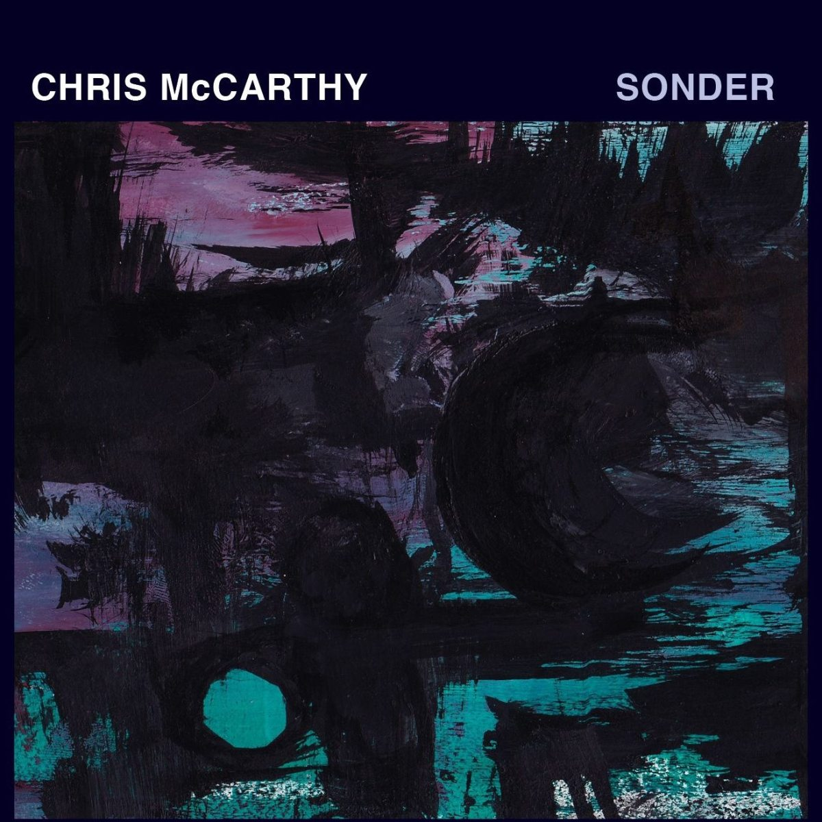 "Keyboardist Chris McCarthy Announces the Release of Debut Album ""Sonder"" May 12th 2017"