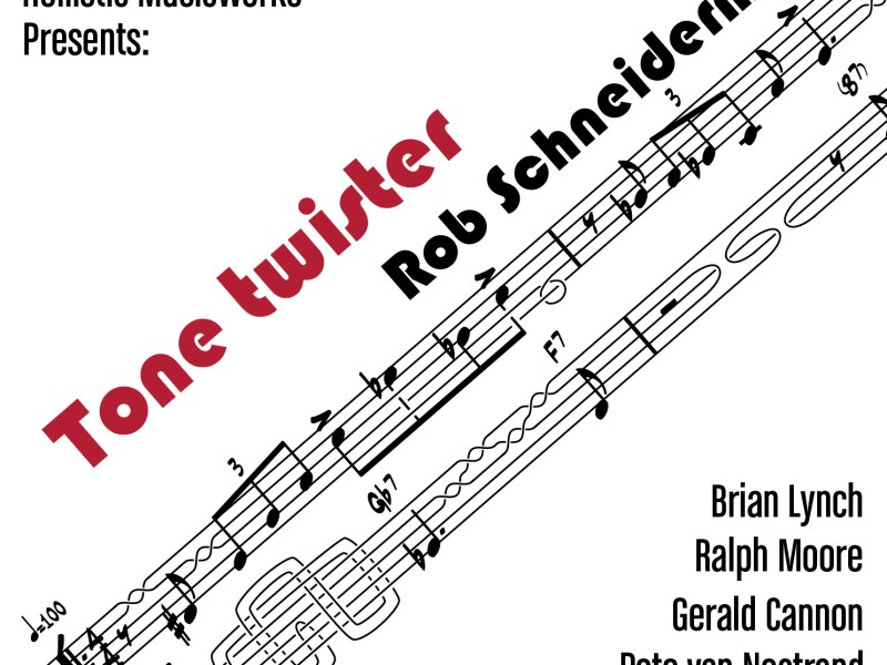 "Downbeat Reviews Rob Schneiderman's ""Tone Twister"""