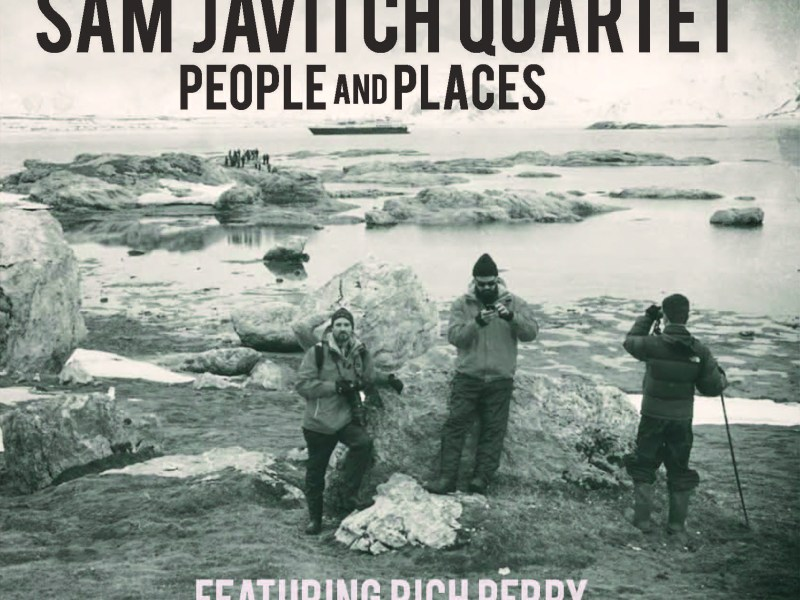 """Midwest Record Reviews Sam Javitch's """"People and Places"""""""