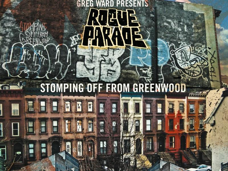 """REVIEW: Textura Reviews Greg Ward & Rogue Parade's """"Stomping Off From Greenwood"""""""