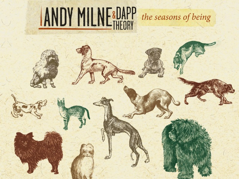 """REVIEW: Musical Memoirs Reviews Andy Milne's """"The Seasons of Being"""""""