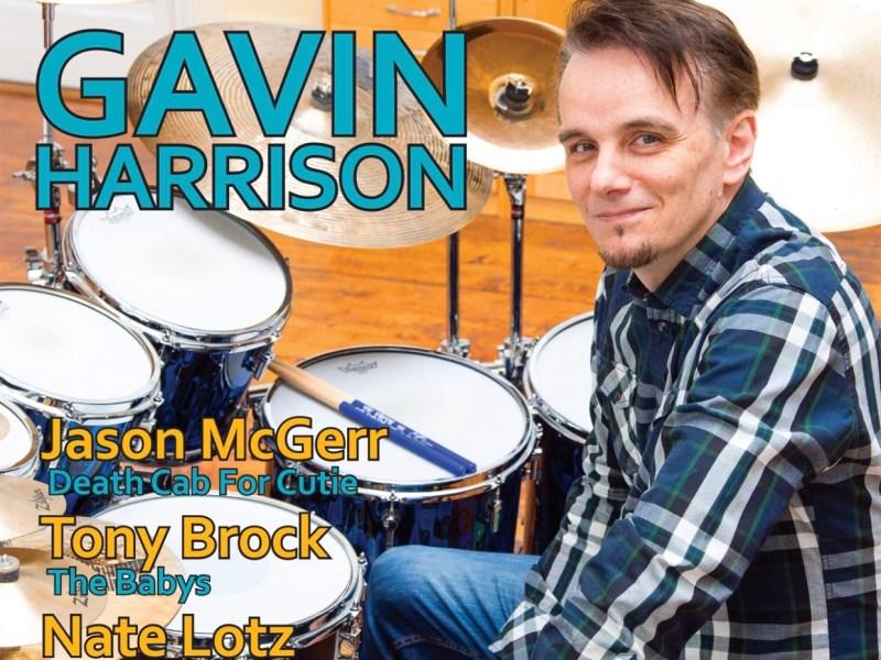"LISTING: Drumhead Magazine Includes Scott Petito's ""Rainbow Gravity"" and Jeff Siegel's ""London Live"""