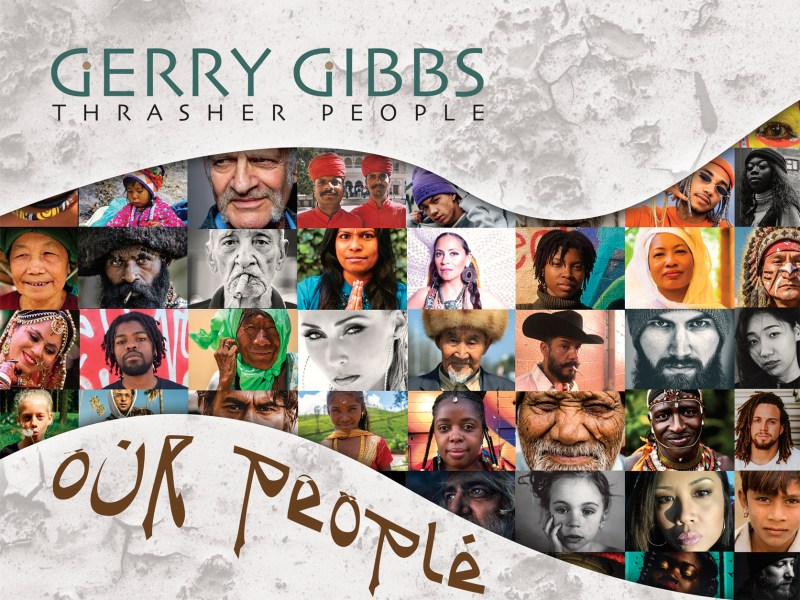 "REVIEW: Glide Magazine Reviews Gerry Gibbs' ""Our People"""