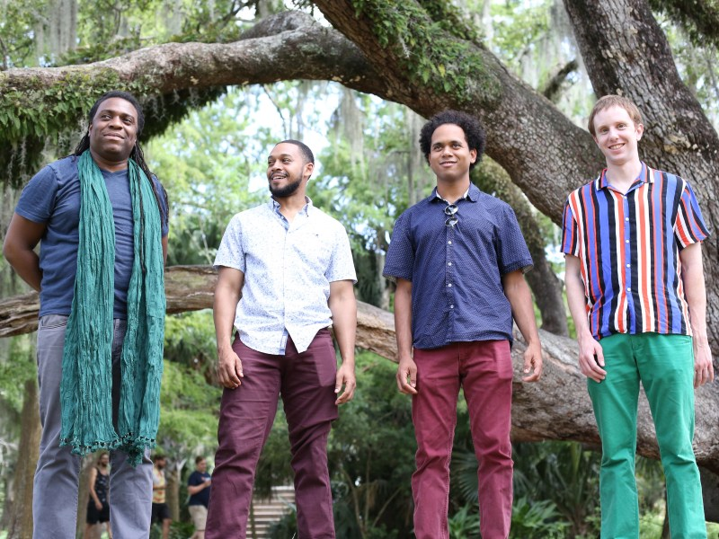"""PREMIERE: NextBop Premieres """"Monk Dancing On The Levee"""" by The Session"""