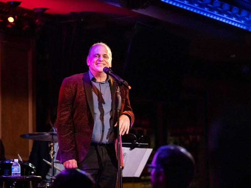 PHOTO FLASH: Broadwayworld Recaps John Minnock's 54 Below Performance