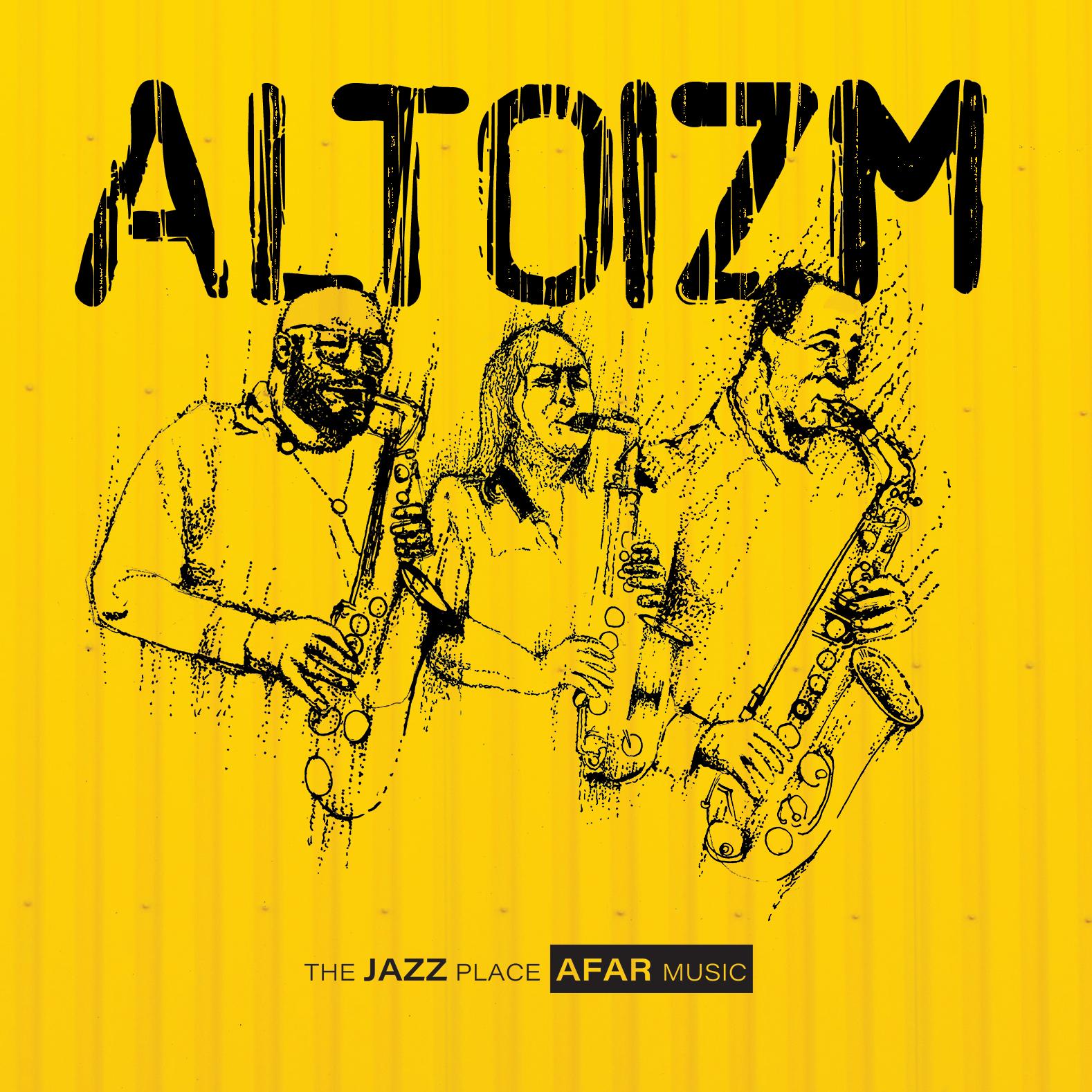 NEW RELEASE: Saxophone Supergoup 'Altoizm', f/ Greg Ward, Rajiv Halim, Sharel  Cassity to Release Self-Titled Debut on July 16, 2021 via AFAR Music -  LYDIALIEBMAN.COM