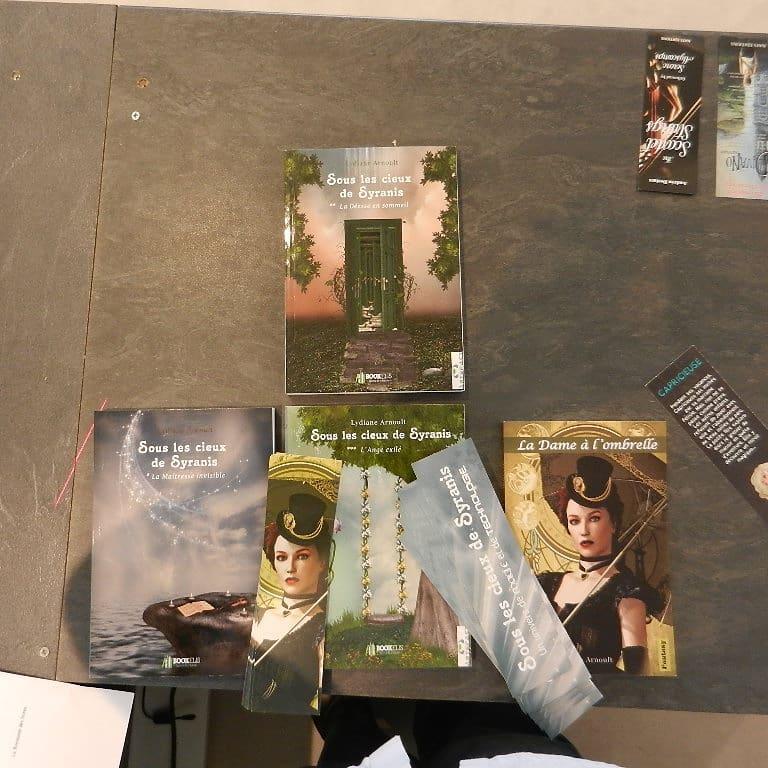 Livres de Lydiane Arnoult
