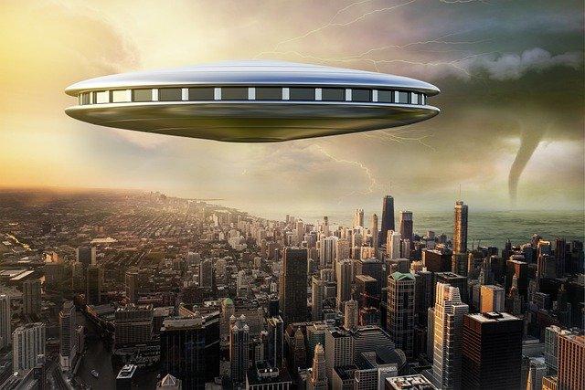 science-fiction soucoupe volante