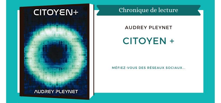citoyen plus Audrey Pleynet