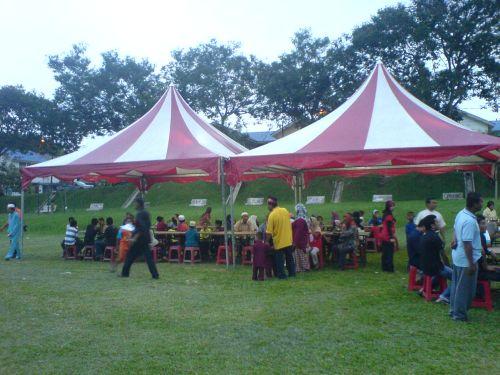 Surau Taman Mutiara Indah buka puasa