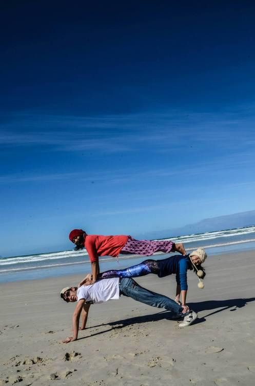 'Planking 101' ( Photo Credits to F Z Joe)