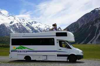 New Zealand Campervan Adventure | Lydiascapes Travel