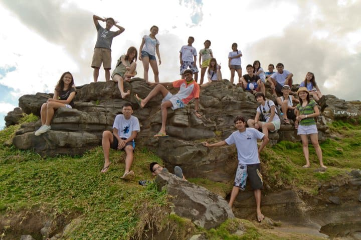 Mauritius outdoor adventures for youth and students