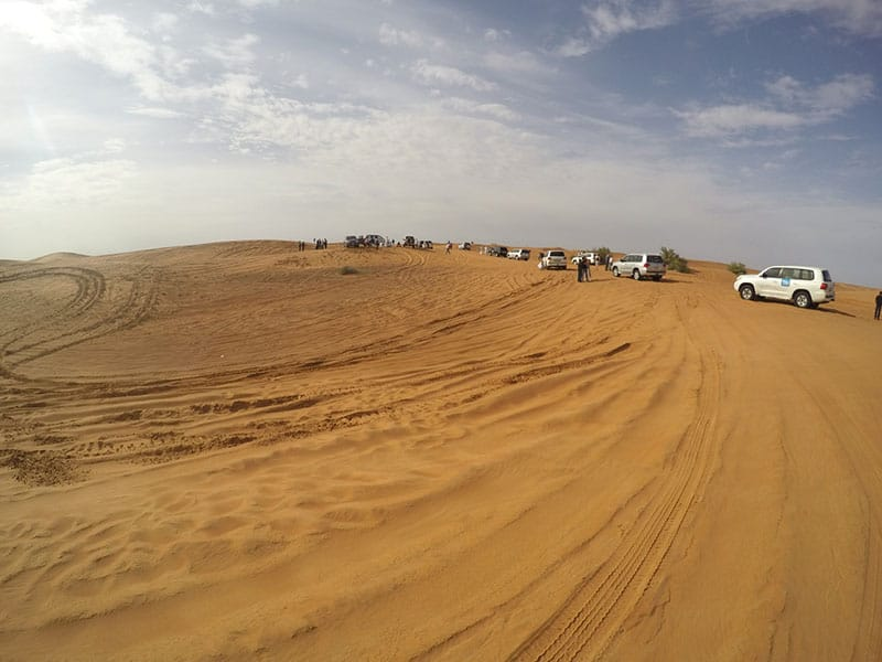 Desert Safari Dubai and All of Middle East