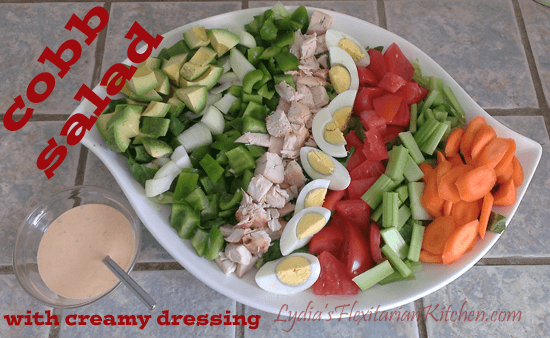 Beat the Heat with Cobb Salad