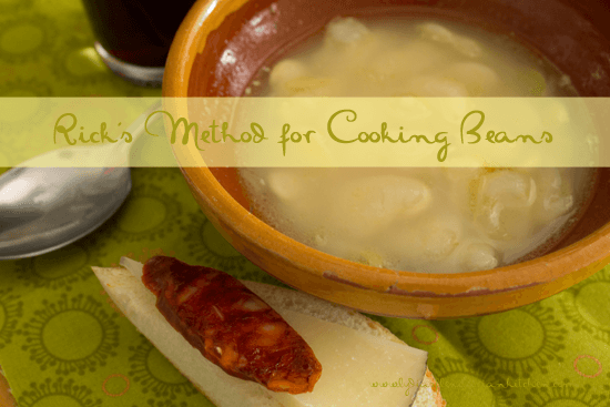 Beans The Old Fashioned Way