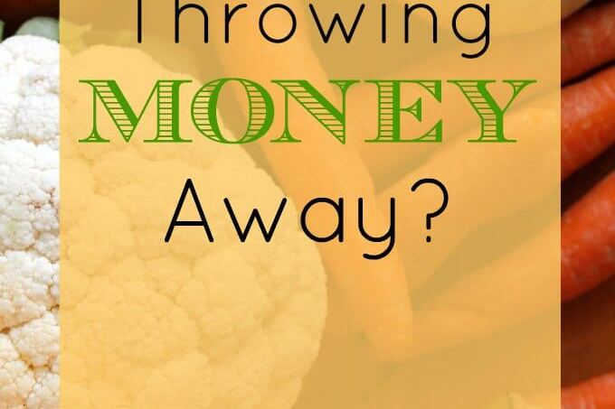 Stop Throwing Money Away!
