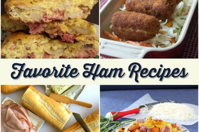 Our Favorite Ham Recipes: Eleven Family Pleasers