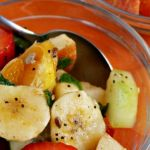 Minted Fruit Salad ~ Lydia's Flexitarian Kitchen