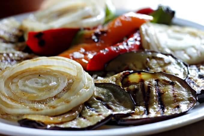 Camino Flavors: Parrillada de Verduras