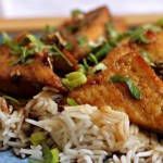 Honey Garlic Tofu ~ Lydia's Flexitarian Kitchen