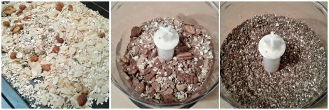 Jamie Oliver's Granola Dust ~ I Heart Cooking Clubs ~ Lydia's Flexitarian Kitchen