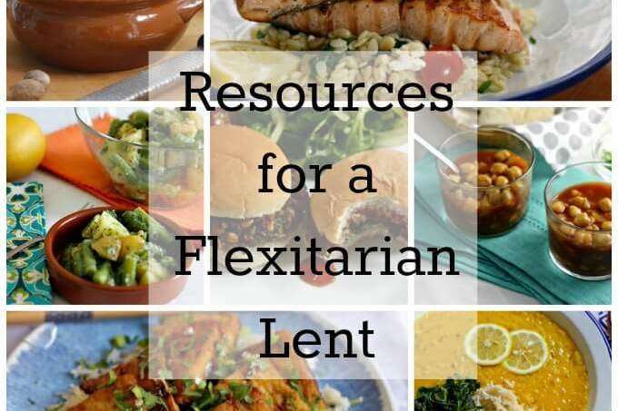 Resources for a Flexitarian Lent