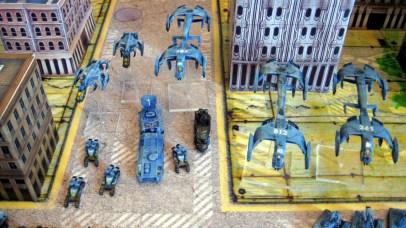 Kodiak, Widerstand & Wolverines