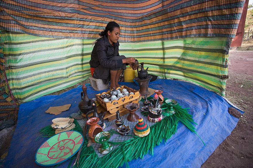 Buee, Ethiopia - January 31, 2014 ChildFund Australia - Photo by Jake Lyell.