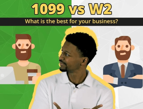 1099 vs w2
