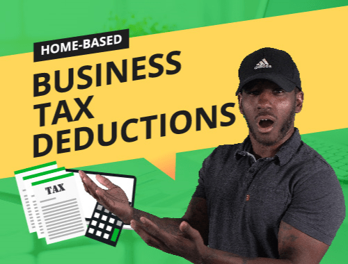 home-based business tax