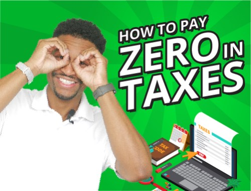 How to Pay Zero in Taxes with Real Estate