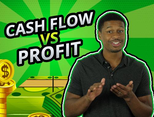 cash flow vs profit