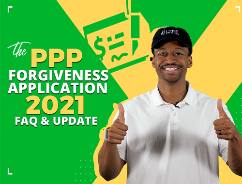 PPP forgiveness application
