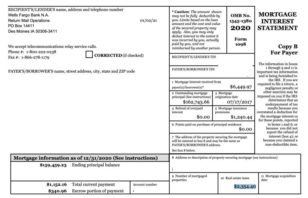 Form1098
