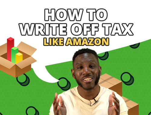 how to write off taxes