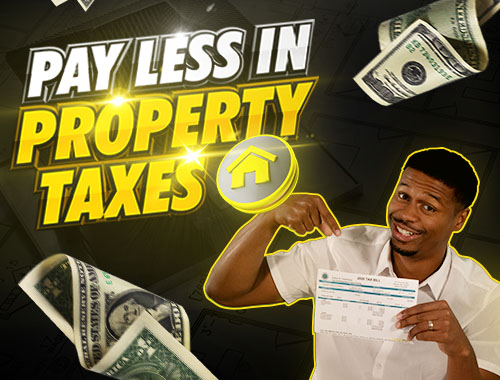 pay less in property taxes