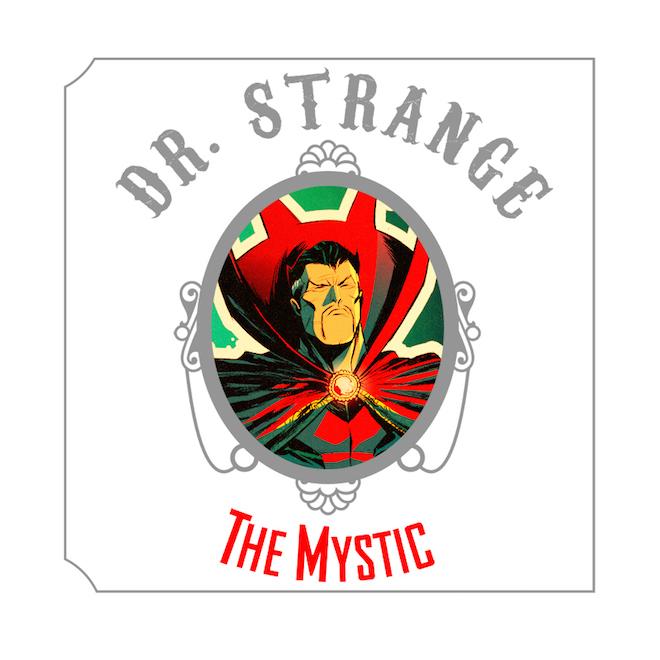 Dr. Strange #1 by Juan Doe Dr. Dre - The Chronic