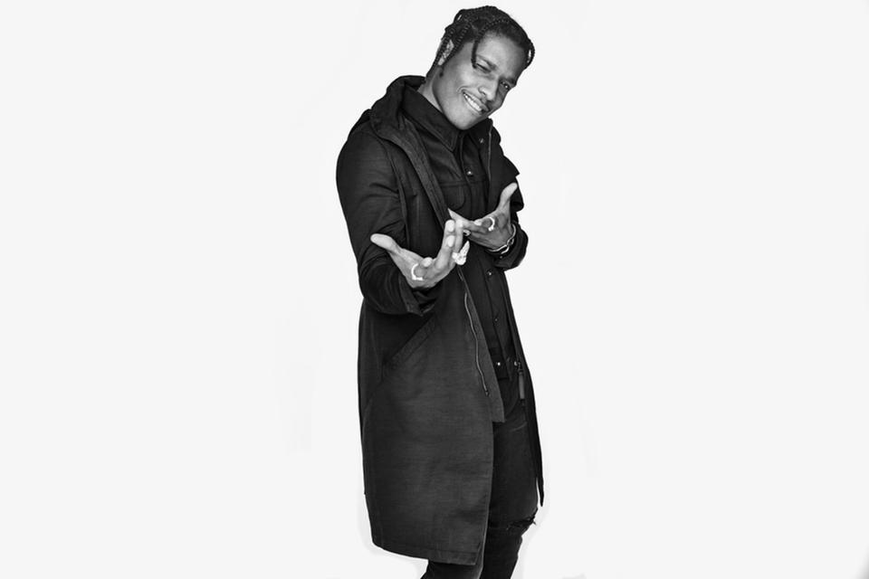 A$AP Rocky-LYFSTYL