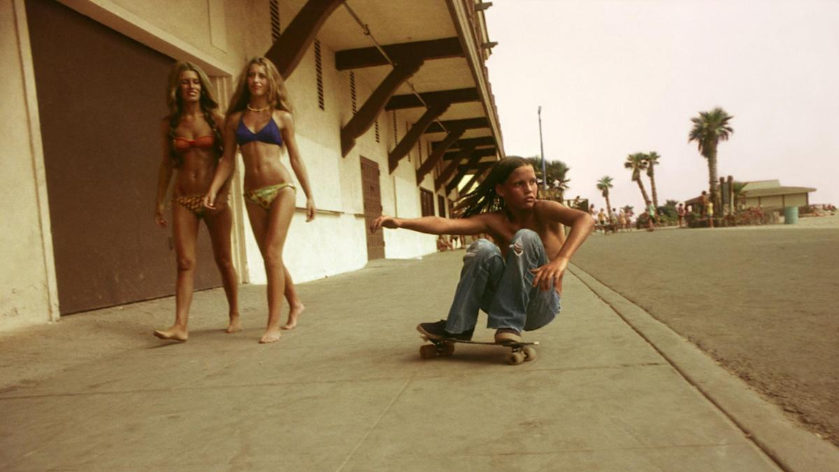 rediscovered photos of the 70s hollywood skate scene
