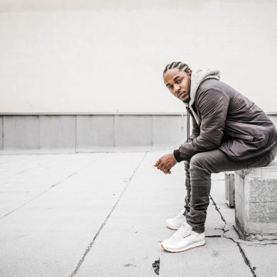 Album Review: Kendrick Lamar - untitled unmastered.