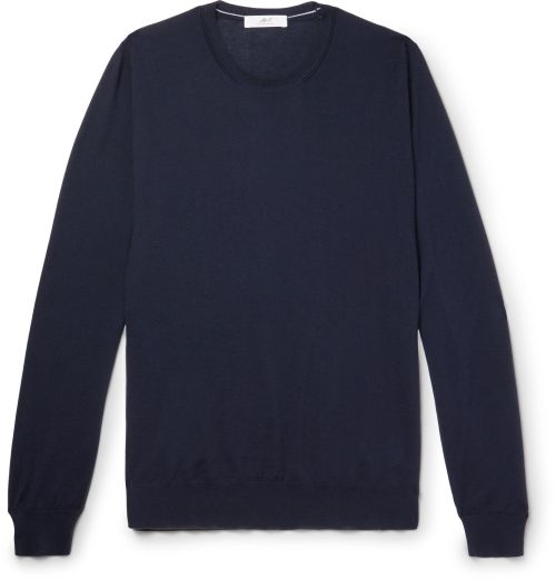 MR P. | Slim-Fit Cashmere Sweater