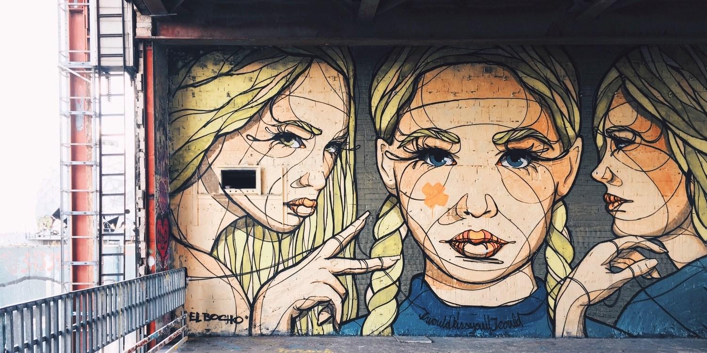 The Radical Street Art of Berlin