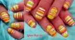 Nail art fruité