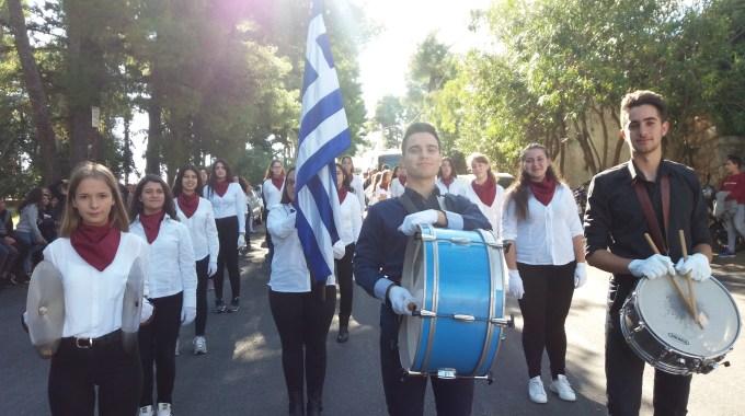 Παρέλαση 28ης Οκτωβρίου 2017