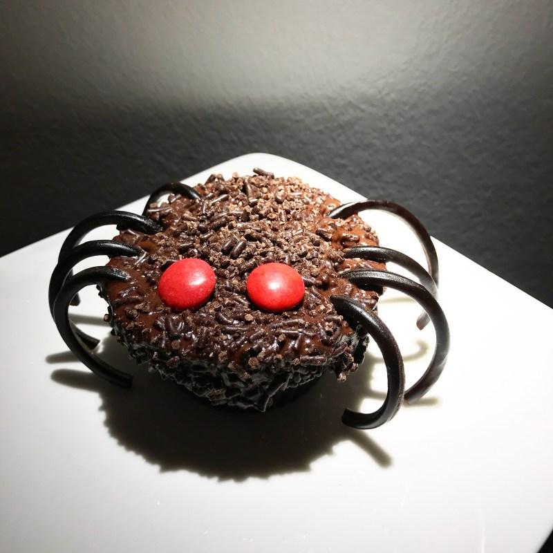 Edderkoppemuffins